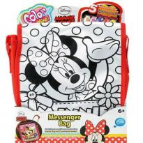 Color Me Mine Messenger Bag Minnie Mouse